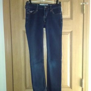 Hollister Stretch Skinny Jeans EUC!
